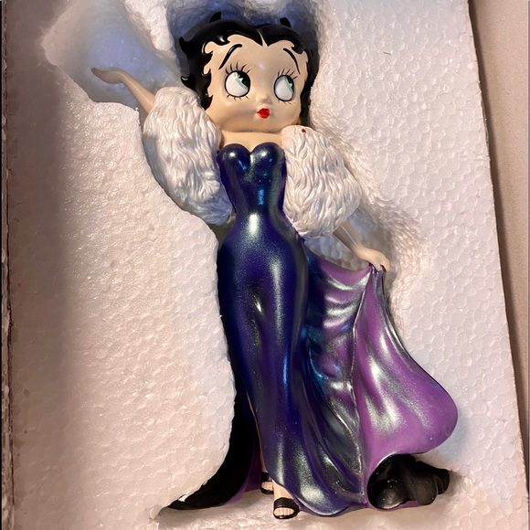 Rare Westland Giftware Betty Boop Figurine #6877